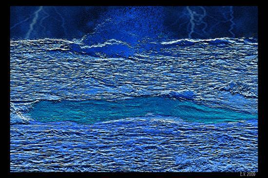 Ocean's waves